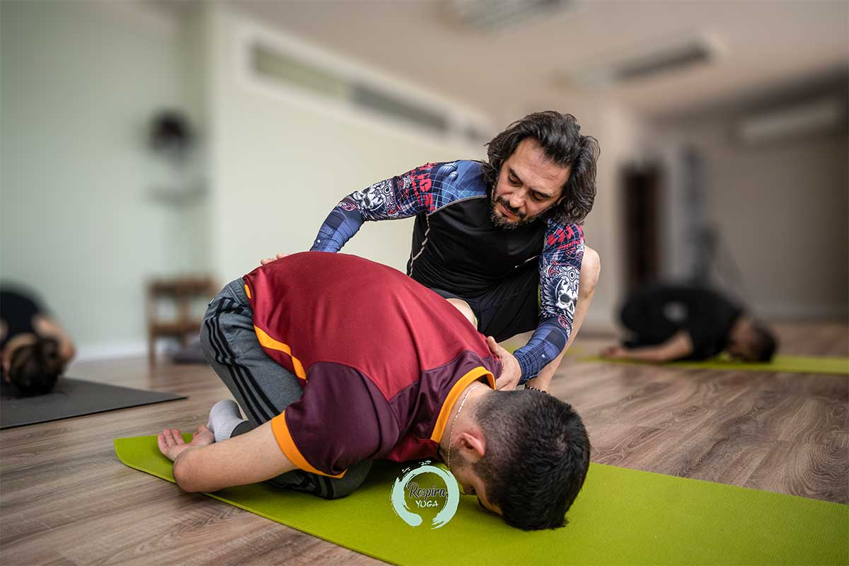 Yogaterapia - Respira Yoga