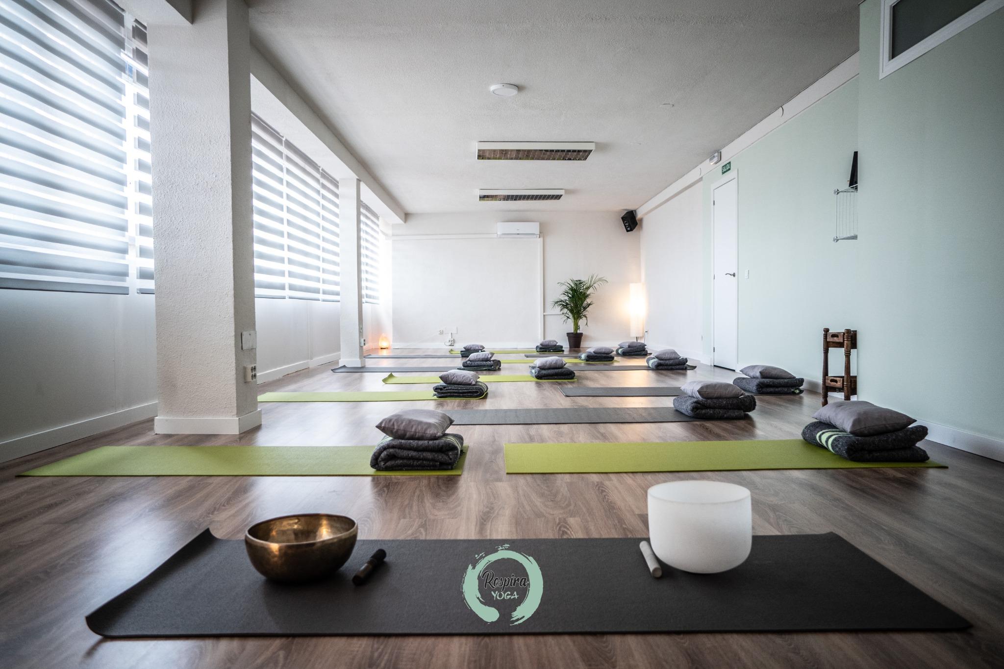 centro-de-yoga-en-mostoles-respirayoga-instalaciones